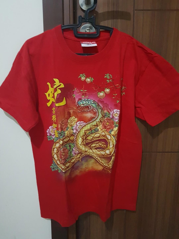 Kaos cotton made in thailand