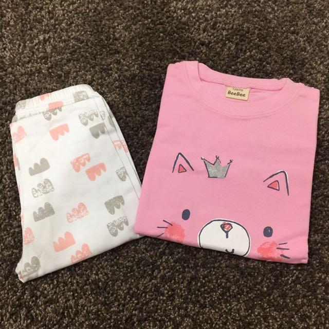 Kids pyjamas