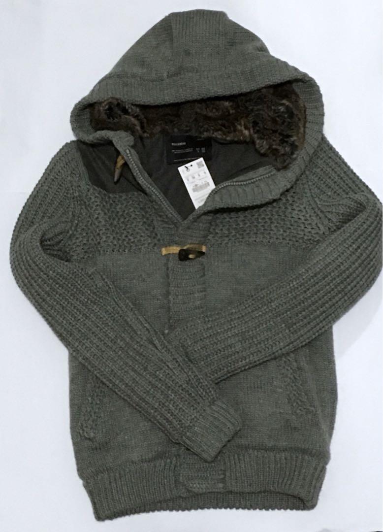 Knit Jacket  PULL & BEAR