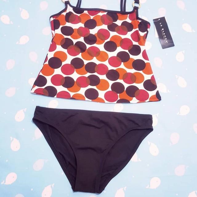 LA BLANCA Two Piece Swimwear
