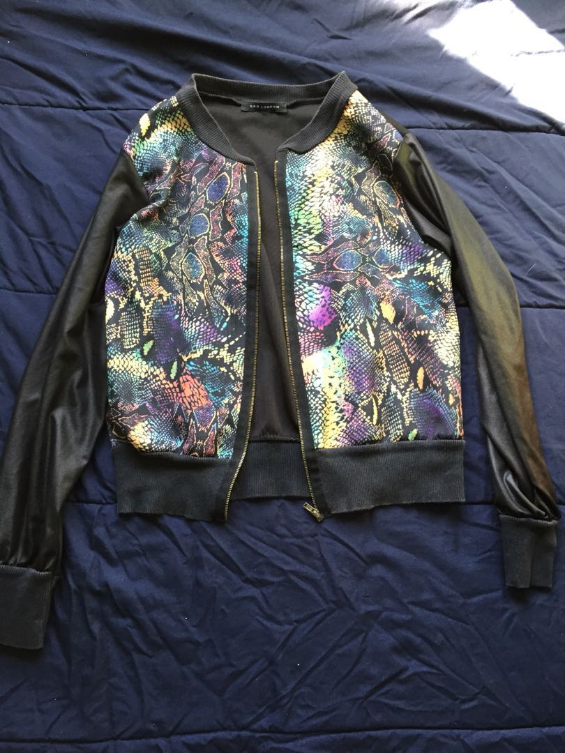 Lightweight bomber jacket (S)