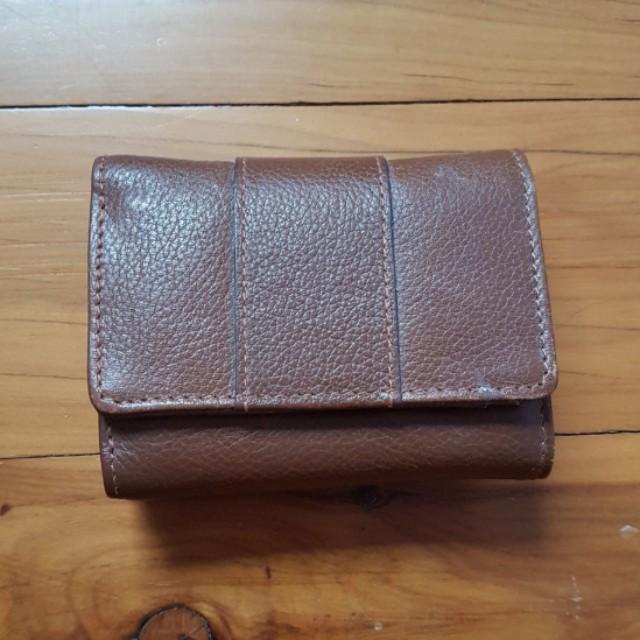 Lil Brown Wallet