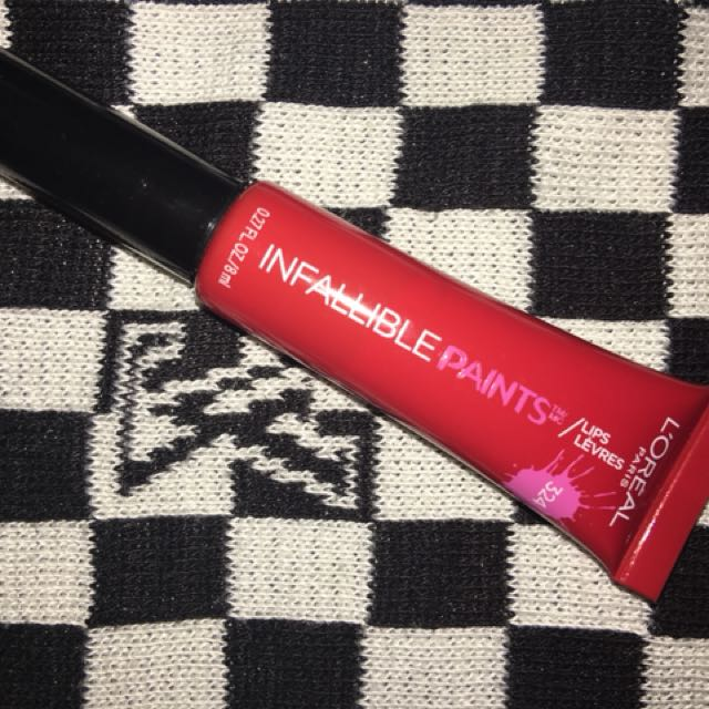 Loreal infallible paints