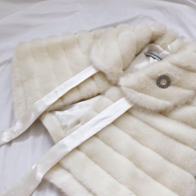 LUXURY Over-Shoulder Coat