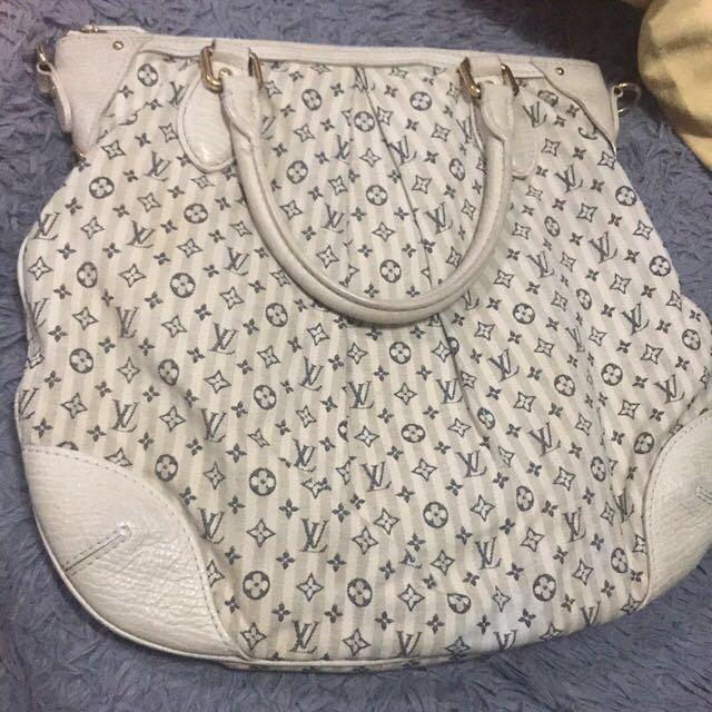 Lv minilin 2 way bag guaranteed authentic