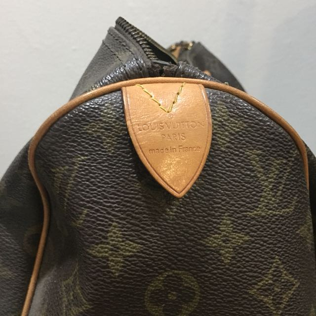 LV speedy 30 monogram Louis Vuitton