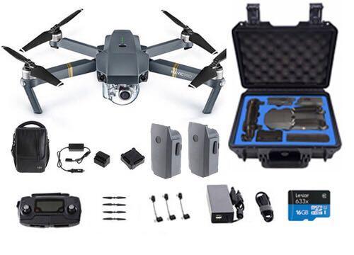 Mavic Pro Fly More Combo Pack | NEW