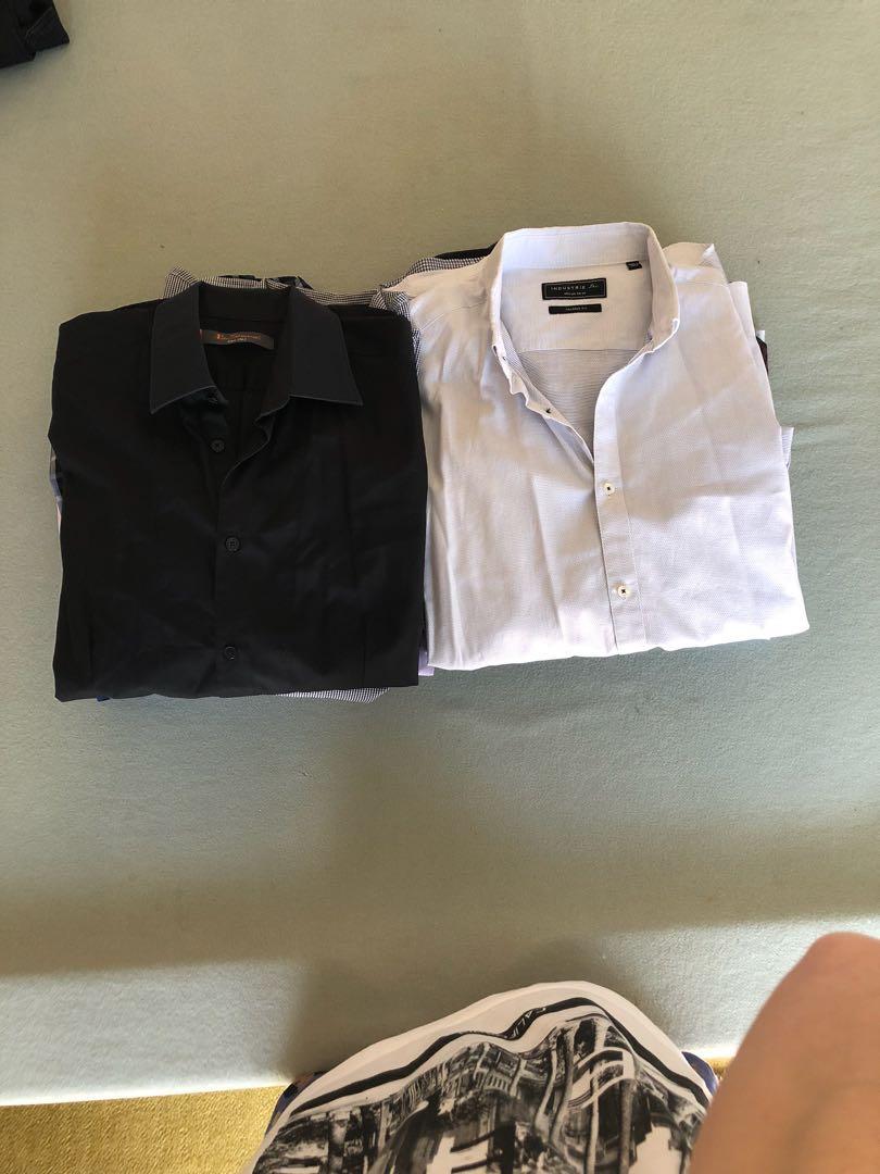 Men's Button Ups