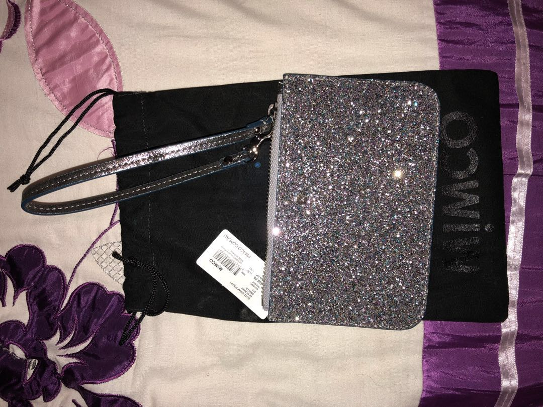 Mimco Pouch NEW w/tags