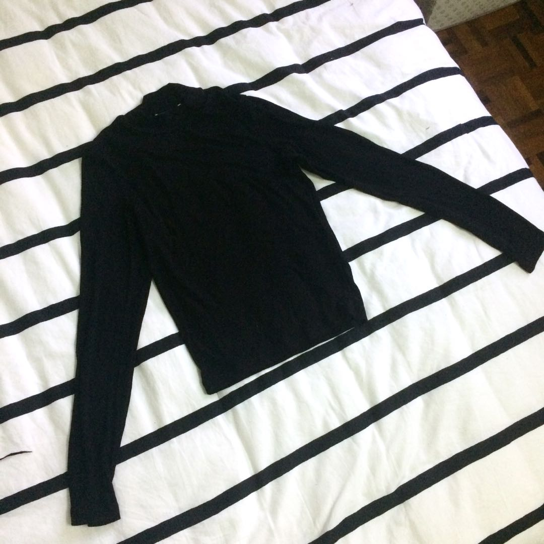 Monki Turtleneck Shirt