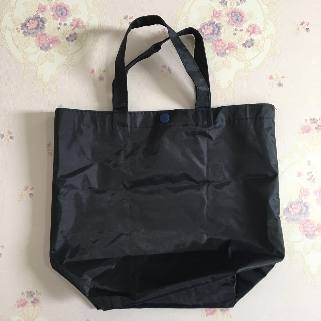 Navy Blue Small Tote