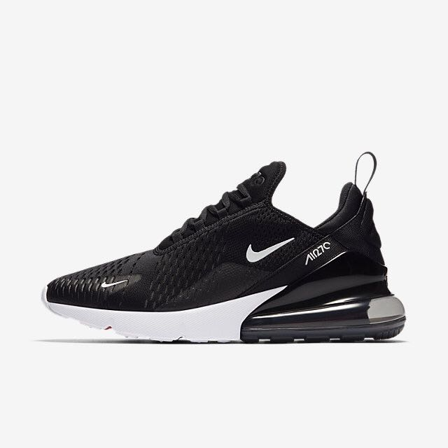 factory authentic 5ea19 2c88b Nike Air Max 270 Core Black, Men s Fashion, Footwear, Sneakers on ...