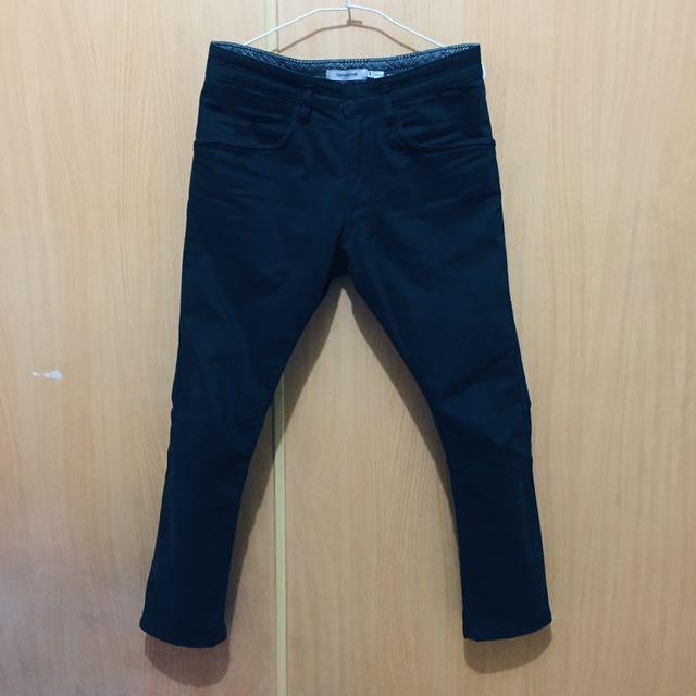 nonnative dweller tight fit 靴型褲 尺寸 1 wisdom syndro plain
