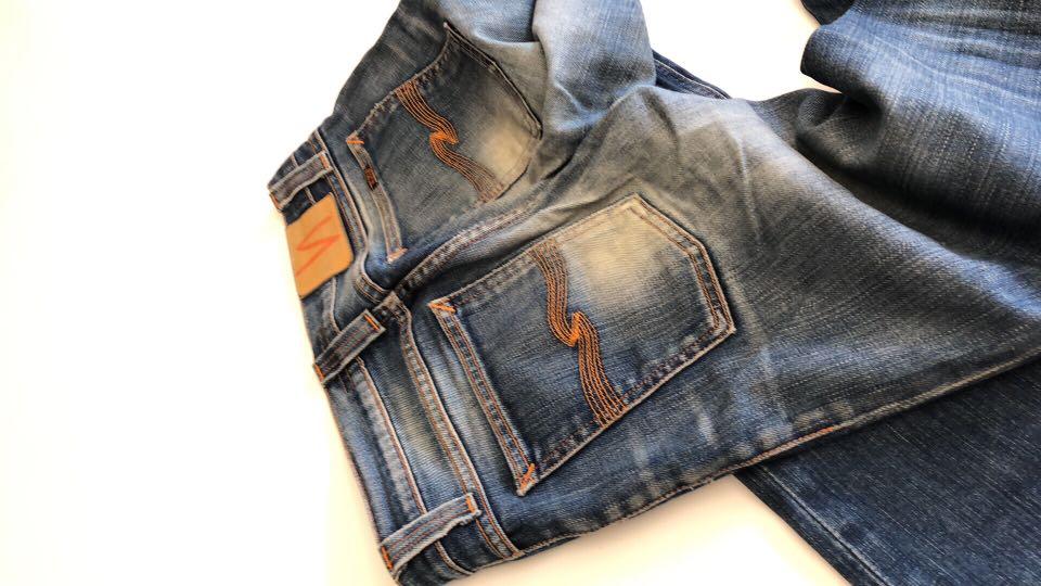 Nudie slim Kim jeans sz 28