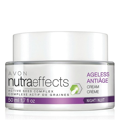 NutraEffects Active Seed Complex Ageless Night Cream