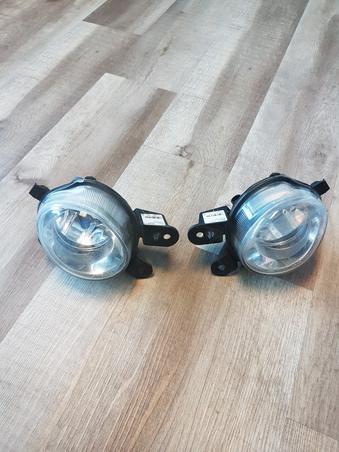 Original 2009 Lexus IS250 convertible fog lamps.