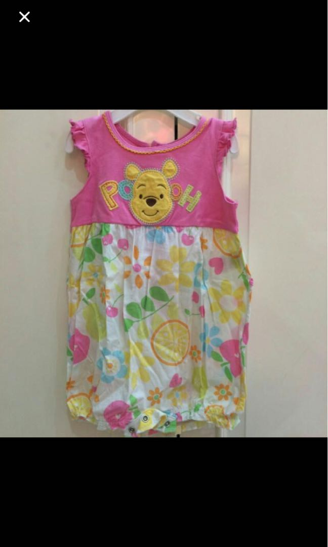 original disney pooh jumper 9-12m