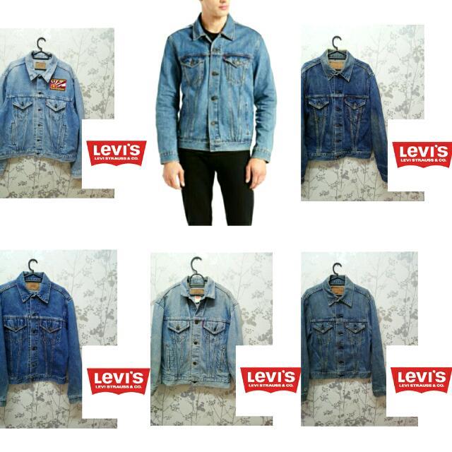 Original Levis Jacket ®