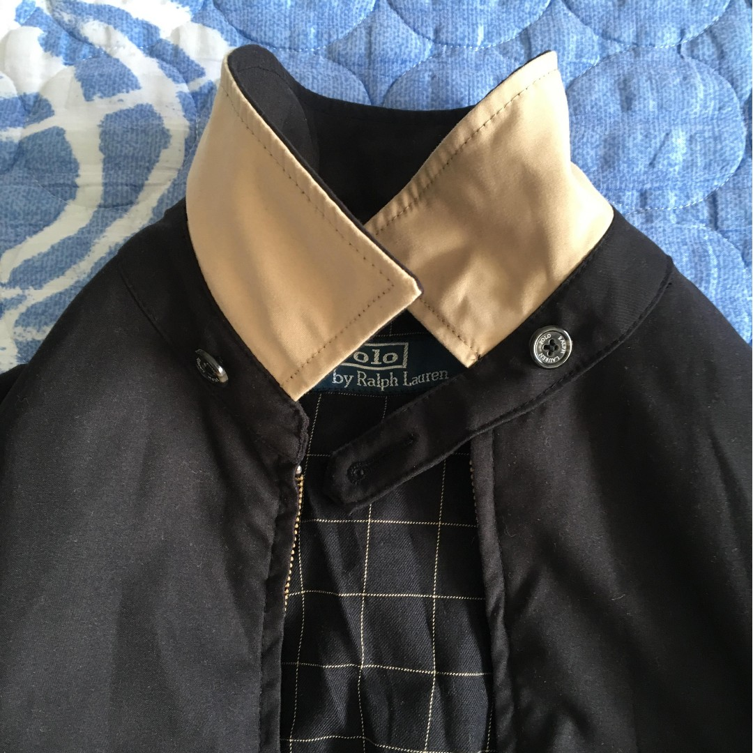 Polo jacket size S