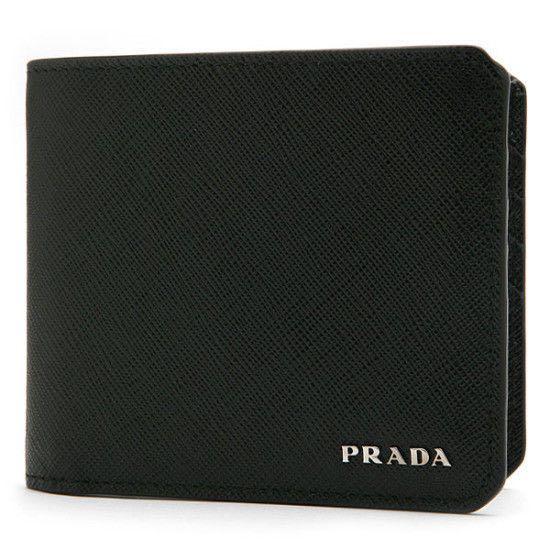84b711c52a8aba ... discount prada saffiano corner wallet mens fashion bags wallets on  carousell ea334 67e2a