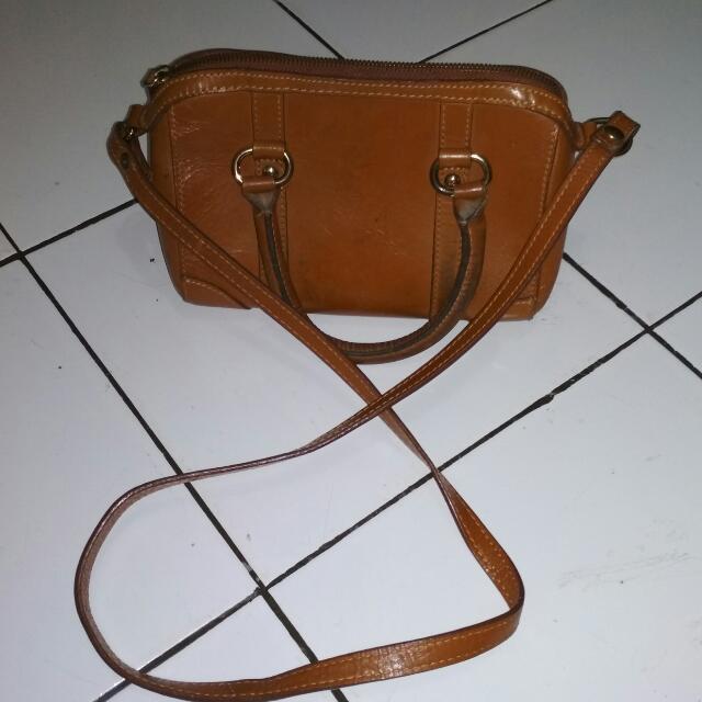Preloved Zara Woman Sling Bag