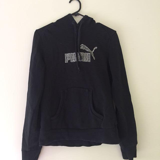 puma hoodie