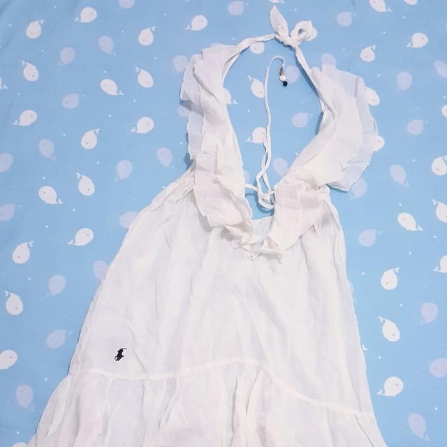 RALPH LAUREN Cover Up Dress