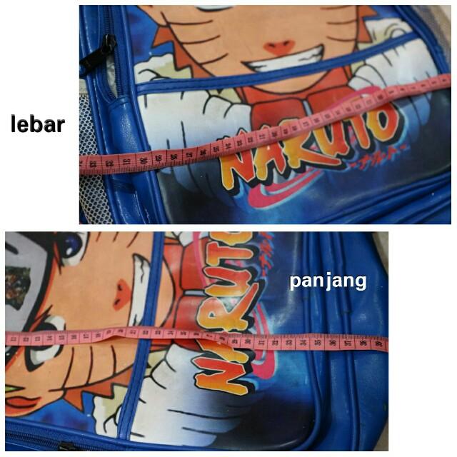 Ransel Naruto