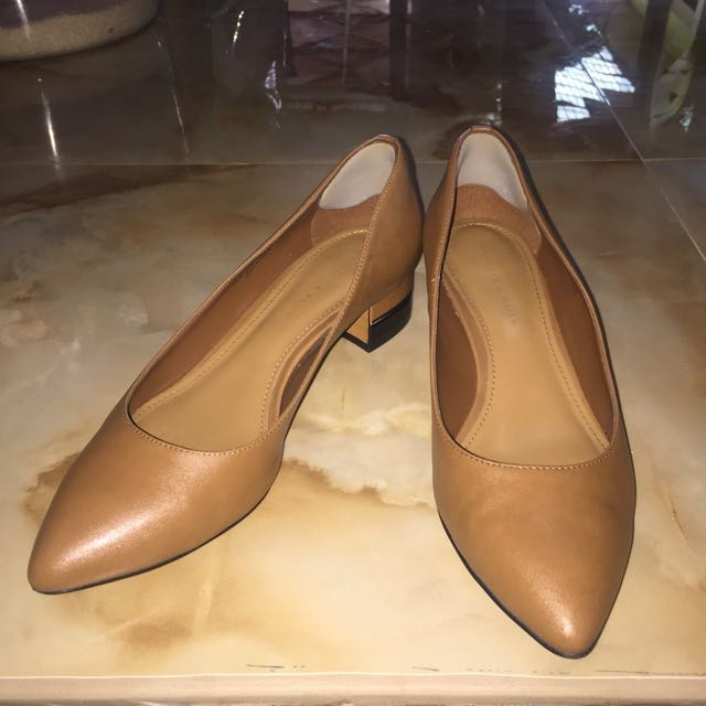 [reprice] Charles and Keith Shoes