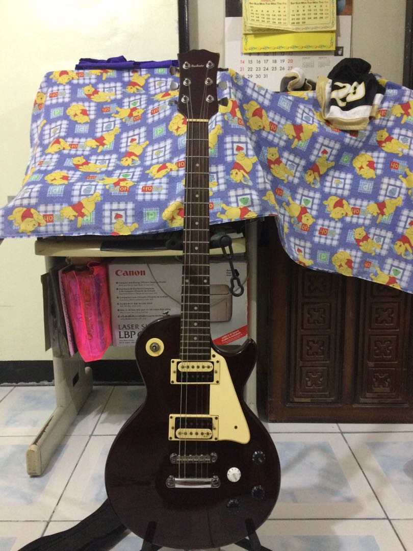 RJ Les Paul BluesBreaker RUSH SALE