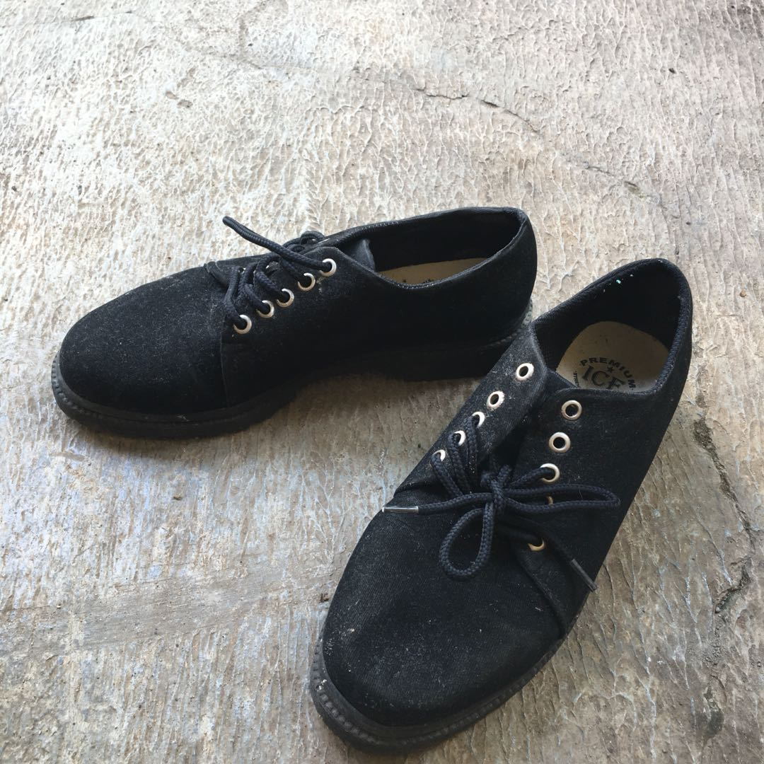 Shoes dockmart black