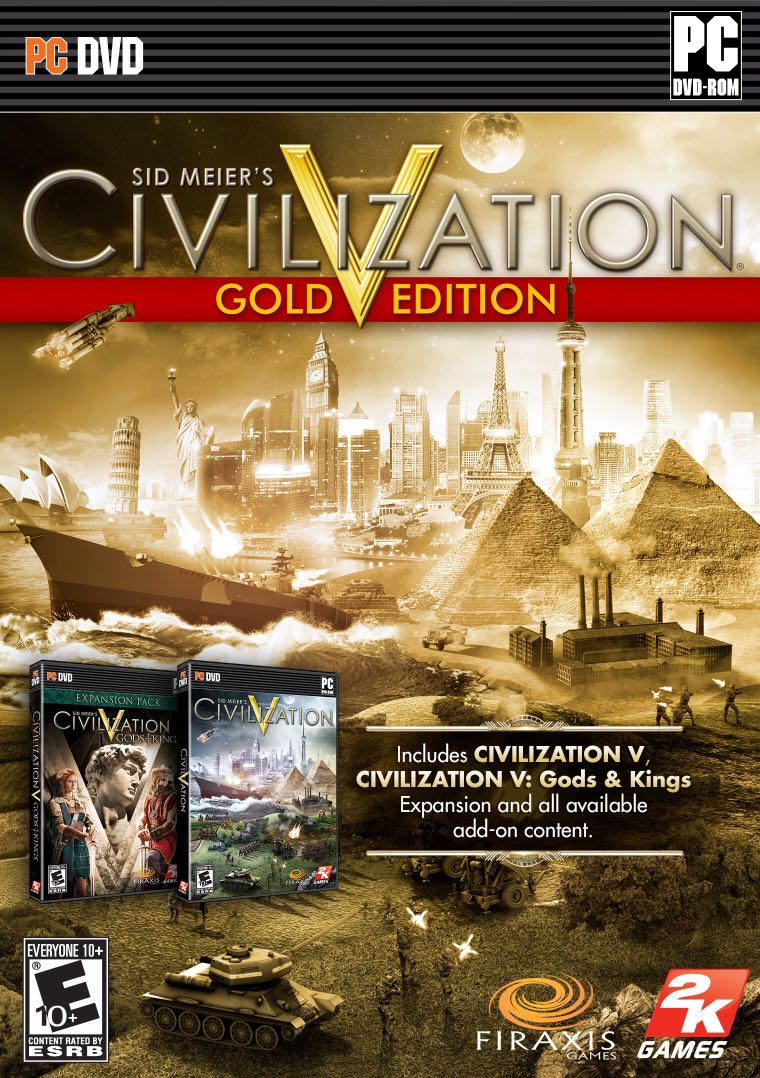 Sid Meiers civilization gold edition PC Games