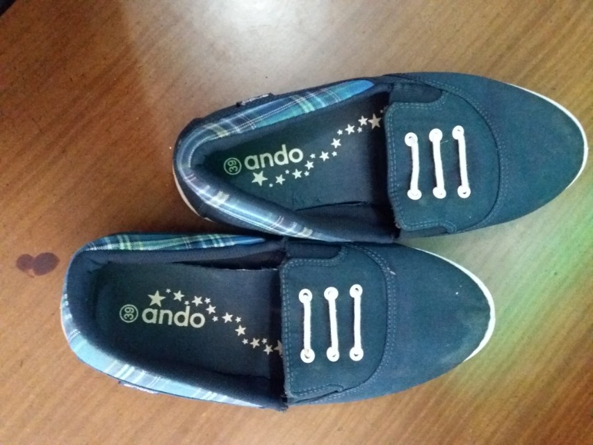 Slip On Ando Uk 37-38cm