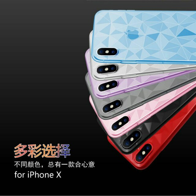 Softcase Prisma Iphone X