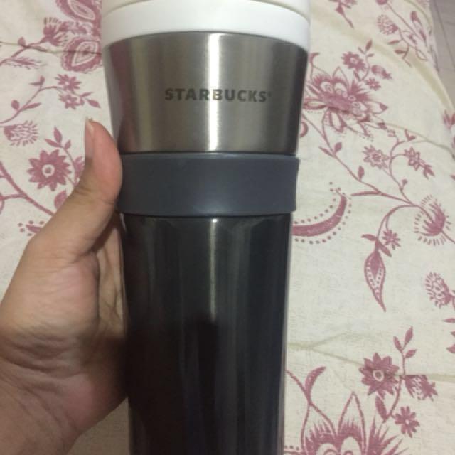 Starbucks tumbler stainless jual cepat!