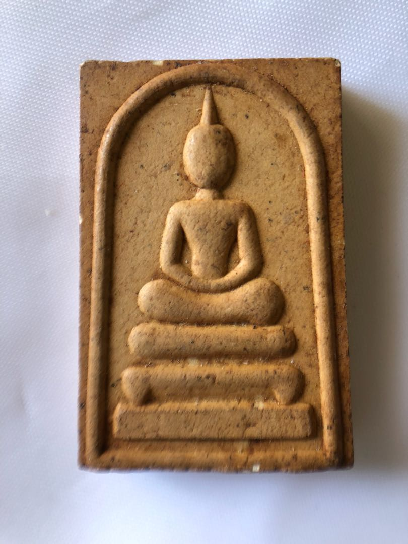 Thai amulet -Phra Somdej