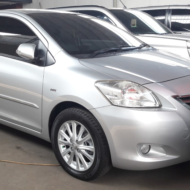Toyota Vios G 2011 Matik Silver Cars For Sale On Carousell