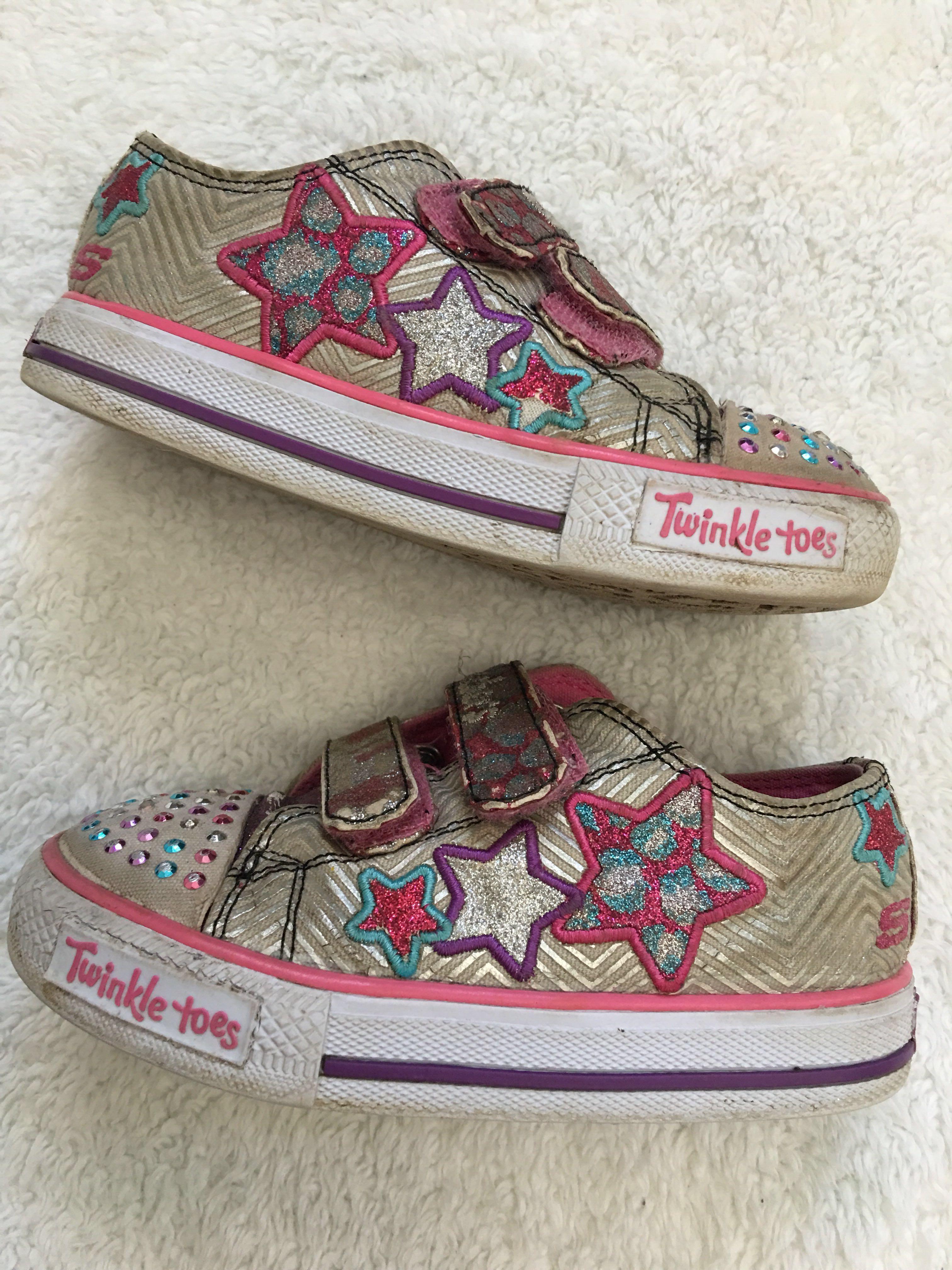 Twinkle toes by Skechers - Pink