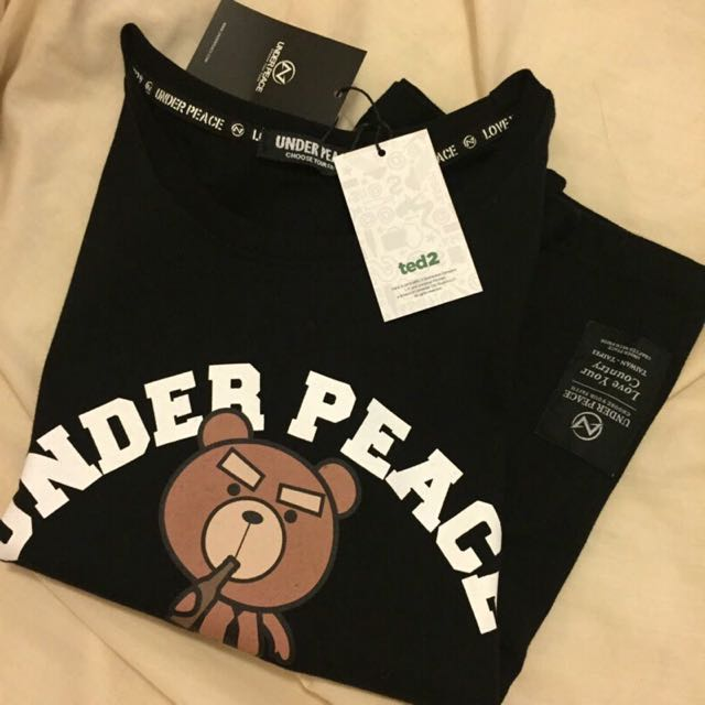 Under peace聯名Ted