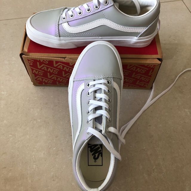 c3a76c2118 Vans Old Skool Muted Metallic Sneakers, Women's Fashion, Shoes on ...