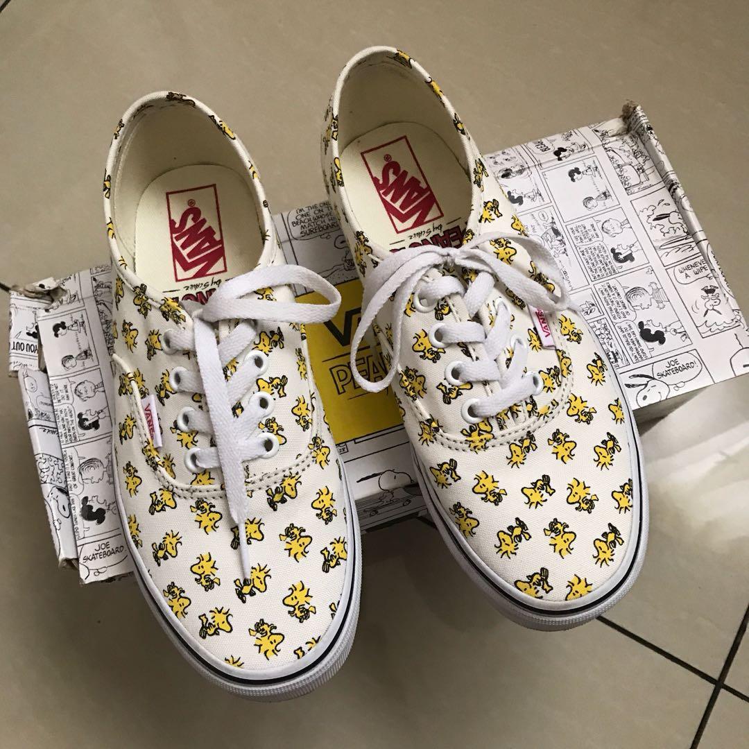dff0e49747 Vans Peanuts Authentic