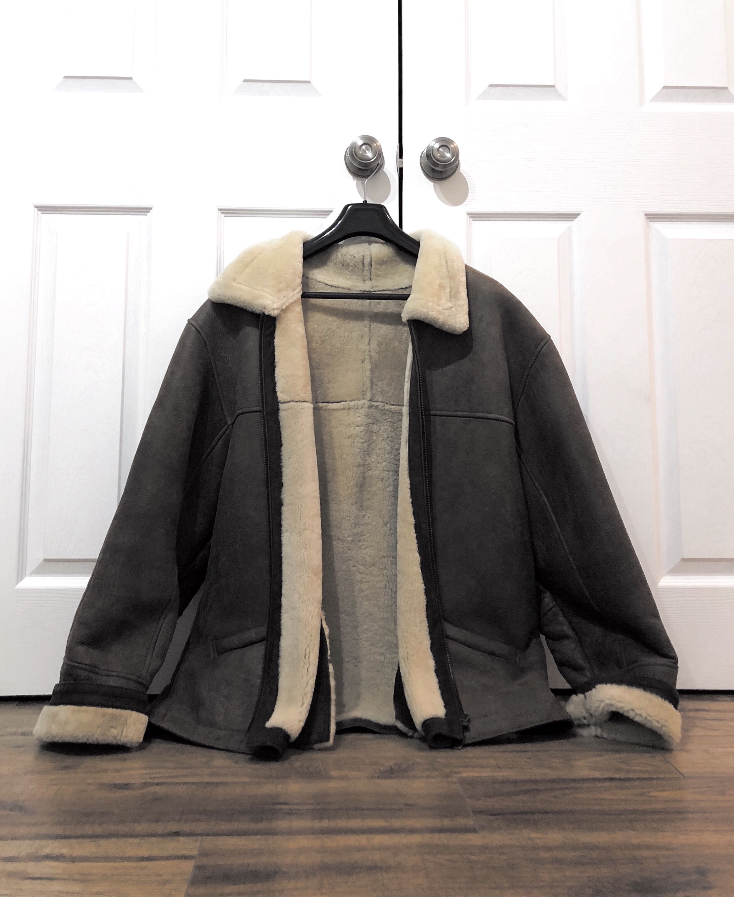 Vintage Sheep wool Coat