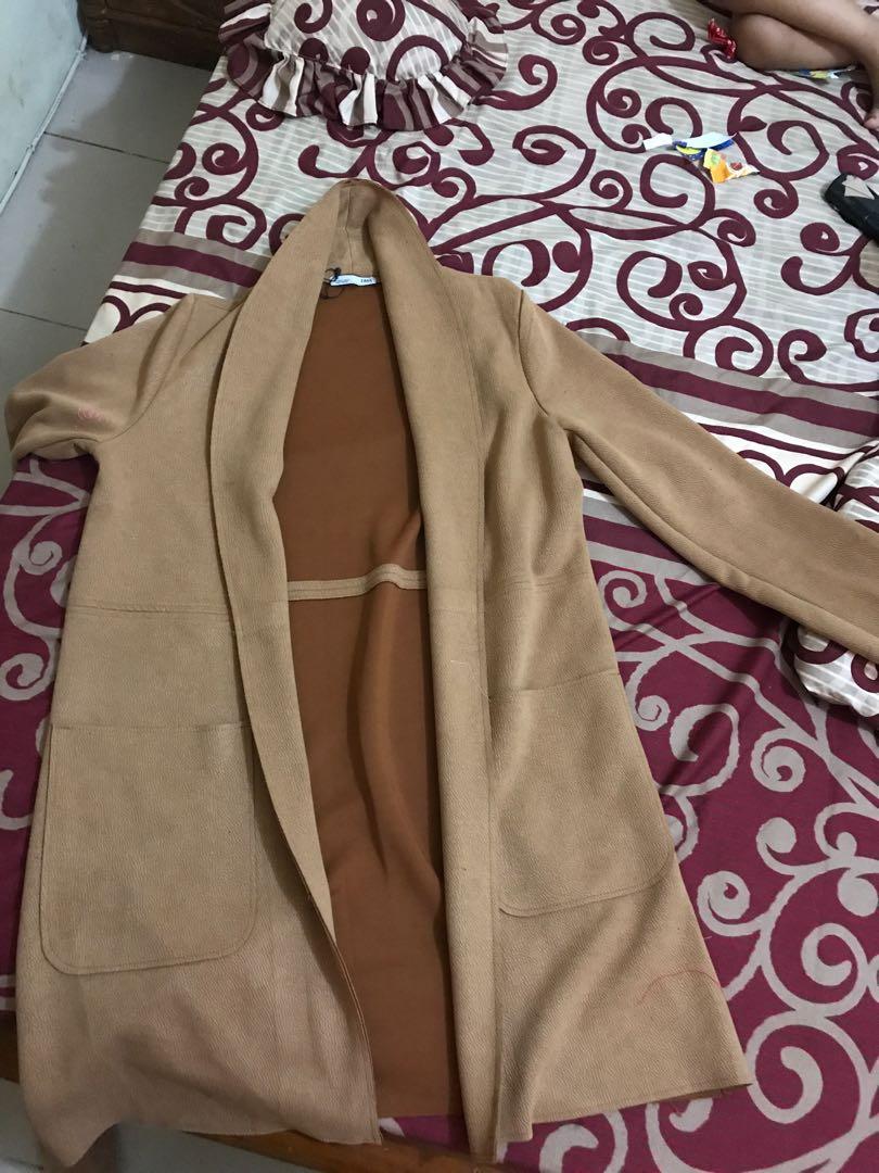 winter coat zara
