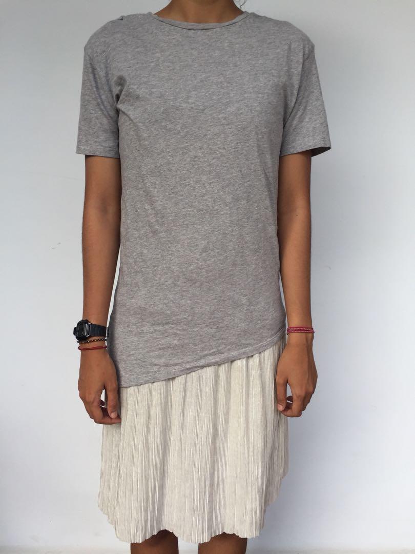 ZARA - Assymetric Dress