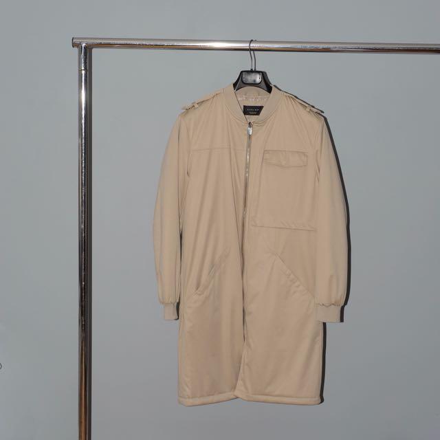 Zara Long Jacket - Large