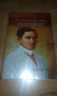 Jose Rizal in Our Times