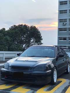 Honda Civic SIR 4M EK4