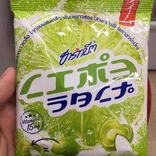 🚚 3/7限時收單泰國🍋🍋-爆漿檸檬糖☆40g