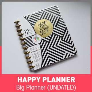 BIG Happy Planner - Big City Brights (UNDATED)