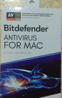 Bitdefender Antivirus Mac version